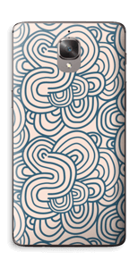 Squiggles Skin OnePlus 3