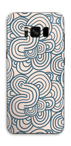 Squiggles Skin Galaxy S8