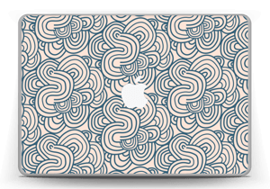 """Squiggles Skin MacBook Pro 13"""" -2015"""