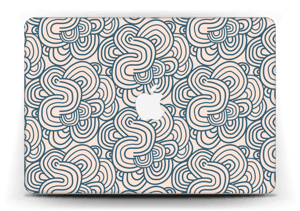Squiggles Skin MacBook Air 13""