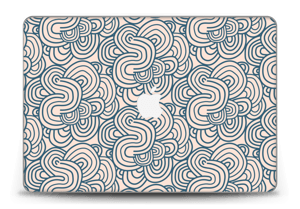 "Squiggles Skin MacBook Pro Retina 15"" 2015"