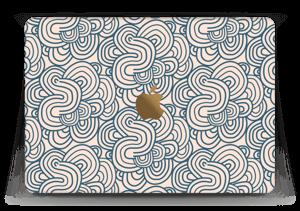 "Squiggles Skin MacBook 12"""