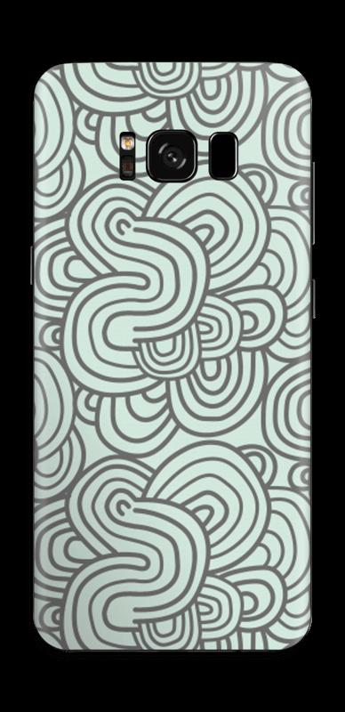 Snirkla Skin Galaxy S8