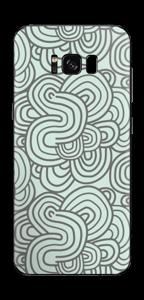 Squiggle Skin Galaxy S8 Plus
