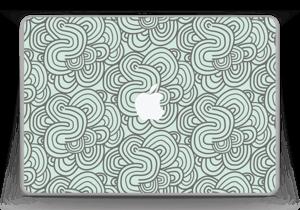 "Squiggle Skin MacBook Pro 13"" -2015"