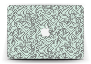 Squiggle Skin MacBook Air 13""