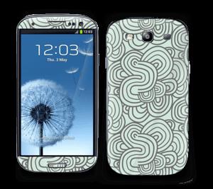 Squiggle Skin Galaxy S3