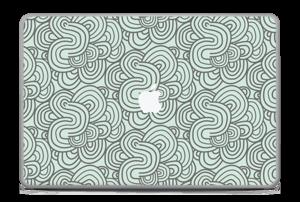 "Squiggle Skin MacBook Pro 17"" -2015"