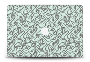 "Squiggle Skin MacBook Pro Retina 15"" 2015"