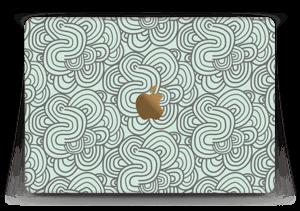 "Squiggle Skin MacBook 12"""