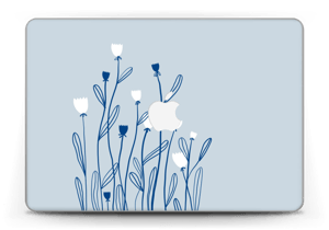 "Petites Tulipes Skin MacBook Pro Retina 13"" 2015"
