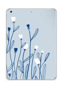 Petites Tulipes Skin IPad Air