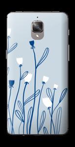 Sinivalko tarrakuori OnePlus 3