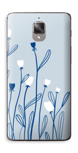 Sinivalko tarrakuori OnePlus 3T