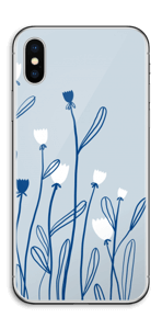 Petites Tulipes Skin IPhone X