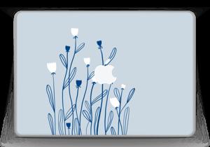 """Petites Tulipes Skin MacBook Pro 13"""" -2015"""