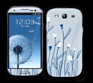Sinivalko tarrakuori Galaxy S3
