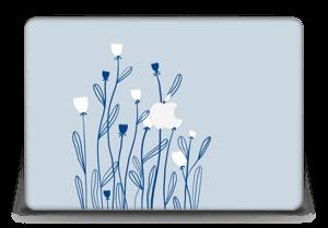 "Sinivalko tarrakuori MacBook Pro Retina 15"" 2015"