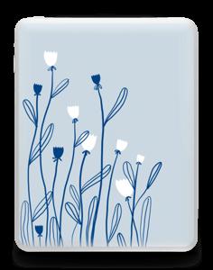 Sinivalko tarrakuori IPad 1