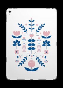 Floraison symétrique Skin IPad Pro 9.7