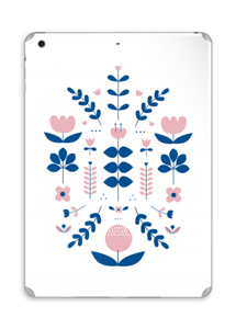 Floraison symétrique Skin IPad Air
