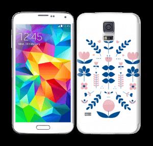Kurpitsa tarrakuori Galaxy S5