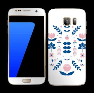 Kurpitsa tarrakuori Galaxy S7