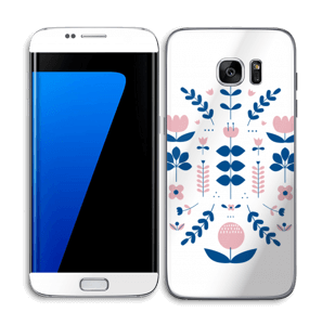 Plantenwereld Skin Galaxy S7 Edge