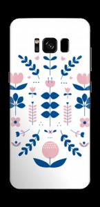 Kurpitsa tarrakuori Galaxy S8