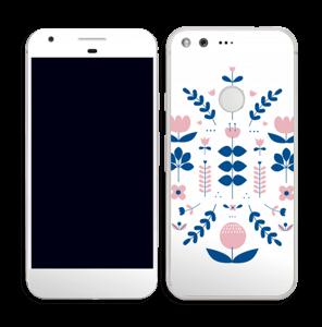 Floraison symétrique Skin Pixel