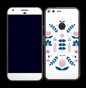 Floraison symétrique Skin Pixel XL