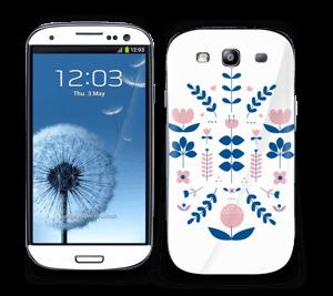 Kurpitsa tarrakuori Galaxy S3