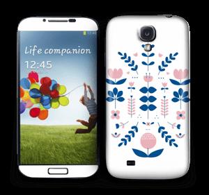 Kurpitsa tarrakuori Galaxy S4