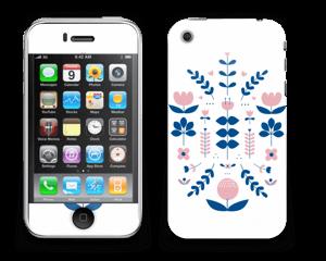 Swedish Kurbits Skin IPhone 3G/3GS