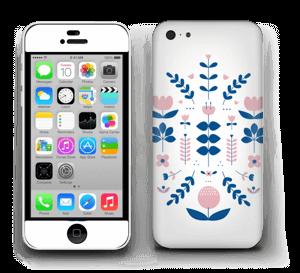 Kurpitsa tarrakuori IPhone 5c