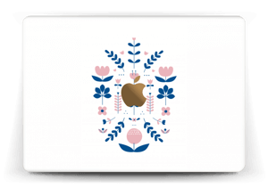 "Kurpitsa tarrakuori MacBook 12"""