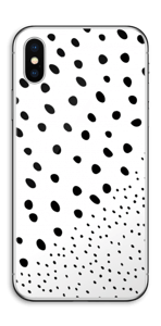 Points par points Skin IPhone X