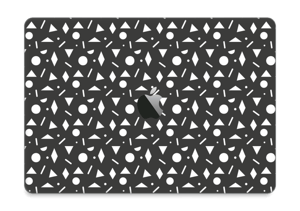 "Geometriset kuviot tarrakuori MacBook Pro 13"" 2016-"