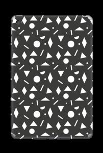 Geometriset kuviot tarrakuori IPad Mini 4