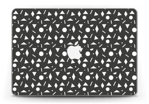 "Black & White Art Skin MacBook Pro Retina 13"" 2015"