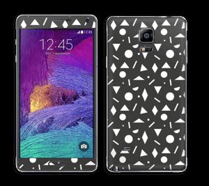 Geometri Skin Galaxy Note 4