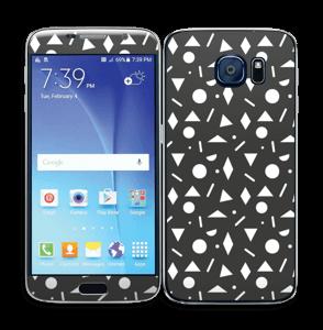 Geometri Skin Galaxy S6