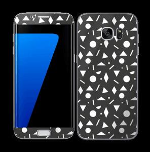 Geometri Skin Galaxy S7 Edge