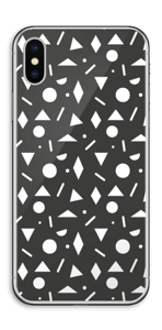 Geometri Skin IPhone X