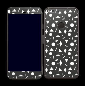 Black & White Art Skin Pixel XL