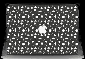 "Geometri Skin MacBook Air 13"""