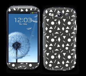 Geometri Skin Galaxy S3