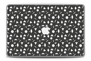"Geometriset kuviot tarrakuori MacBook Pro 15"" -2015"