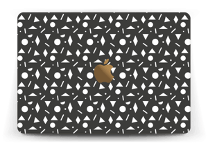 Geometri Skin MacBook 12""
