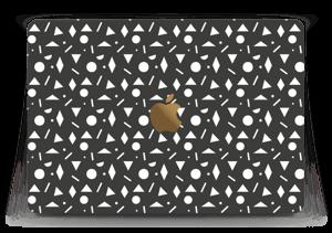 """Geometriset kuviot tarrakuori MacBook 12"""""""